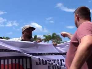 Activists slammed over theme park protest