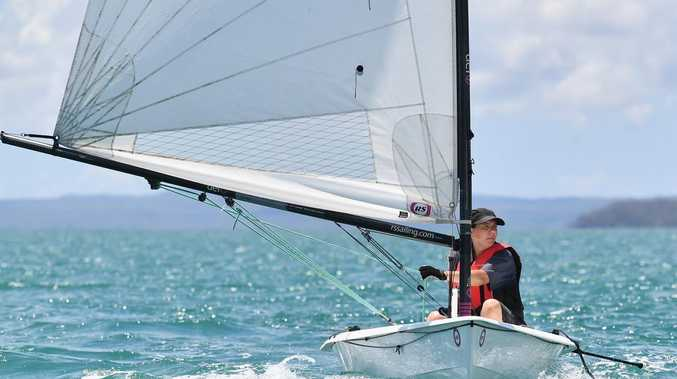 Hervey Bay Race Regatta   Hervey Bay puts on perfect conditions to sail