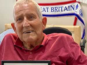 Tireless volunteer thanked for lifetime of community service