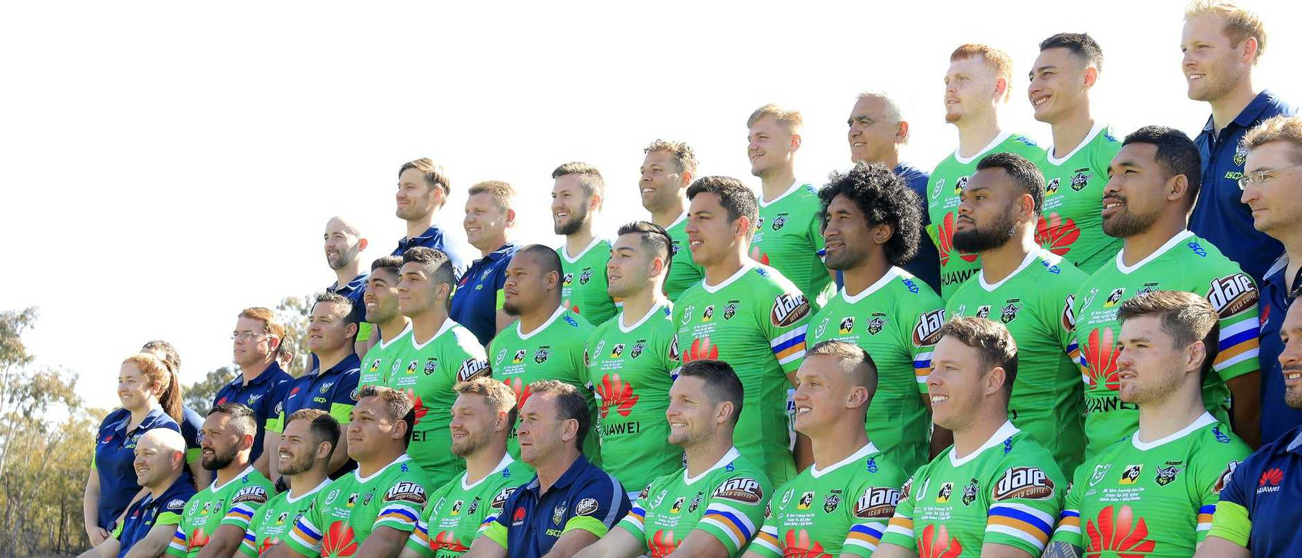 Canberra Raiders Training Session & Media Opportunity