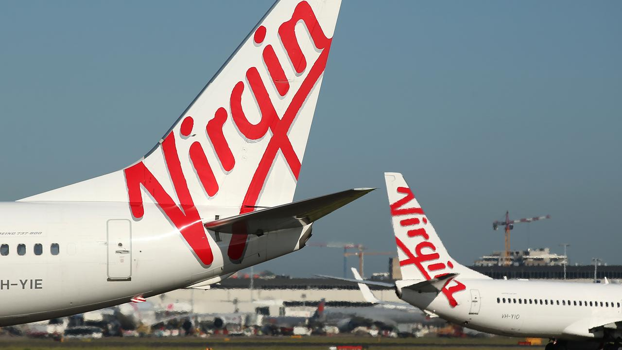 Virgin Australia is no longer flying to Hong Kong. Picture: Supplied