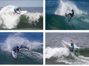 Coffs were up to the battle in national boardriders final