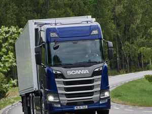 Scania's new engine comes to Australia
