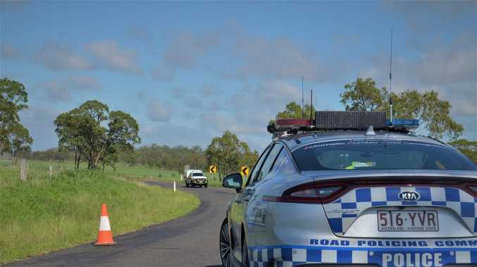 Stolen car clocked at 200km/h on Bruce Hwy in CQ