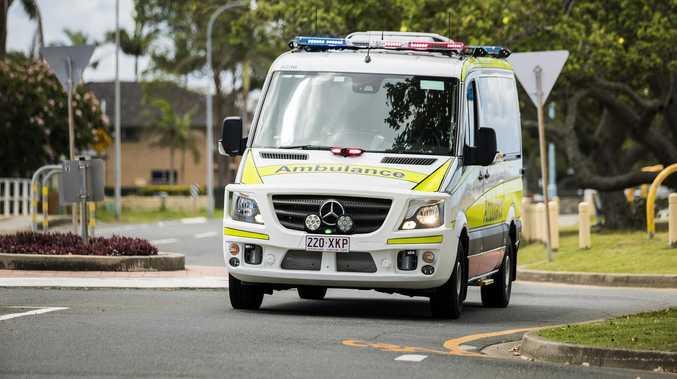 One injuried in Herries St crash