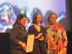 OP 1 graduate honoured at statewide awards