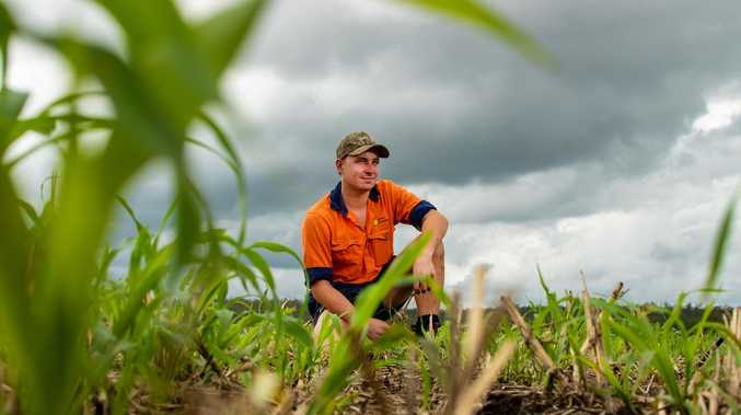 WHY WE NEED IT: Young farmer's push for Wivenhoe pipeline