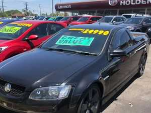 55 Rocky jobs in limbo after Holden drops business bombshell