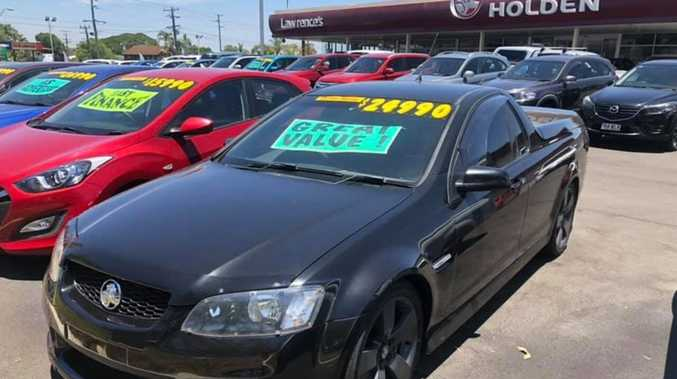 What shock Holden move means for Rocky dealership