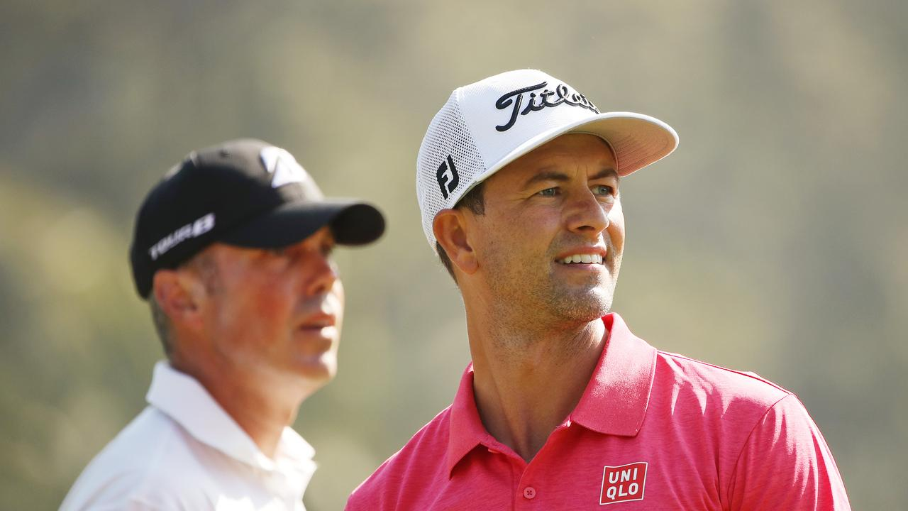 Adam Scott has won his first PGA Tour event since 2016. Picture: Getty