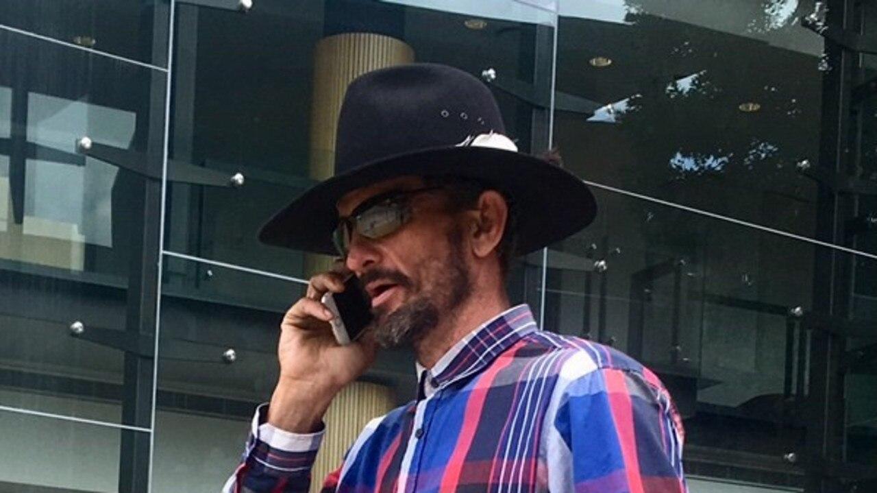 NOT GUILTY VERDICT: Farmer Anthony 'Tony' Parr.