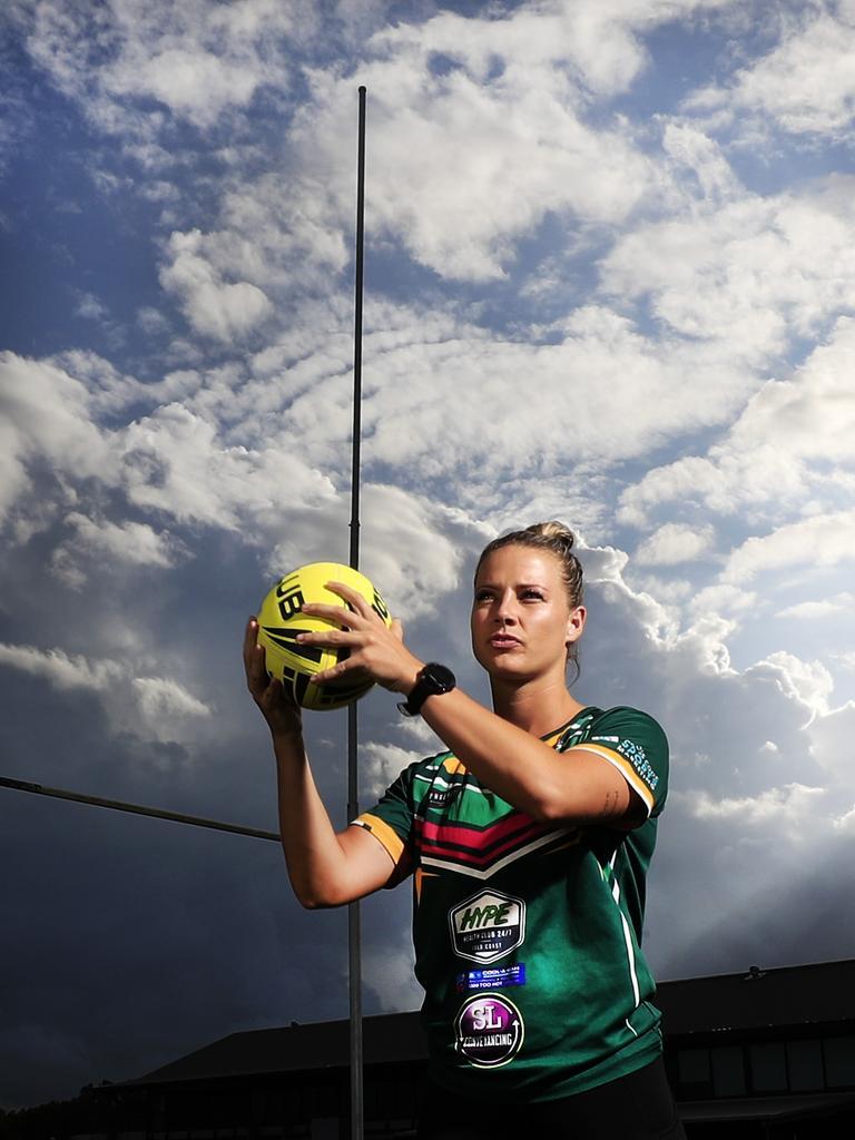 Cudgen Hornets player Kirra Steadman. Photo Scott Powick, Tweed Daily News