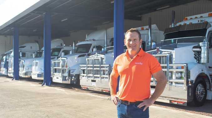 Truckies embrace digital market