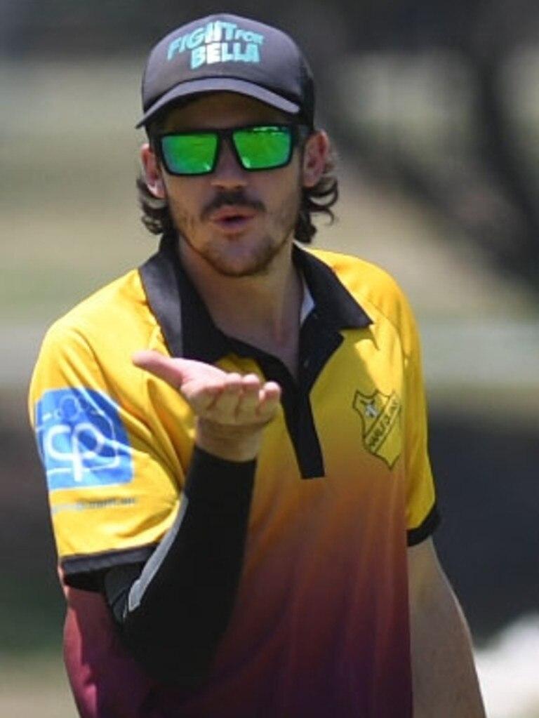 Harlequins bowler Mackenzie Reen