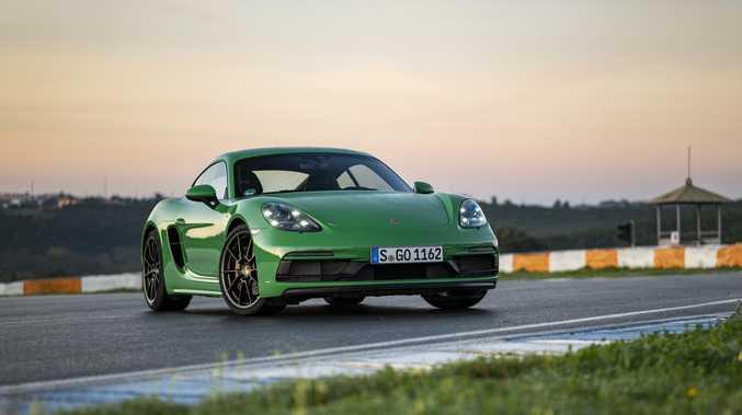 Huge change for new Porsche twins