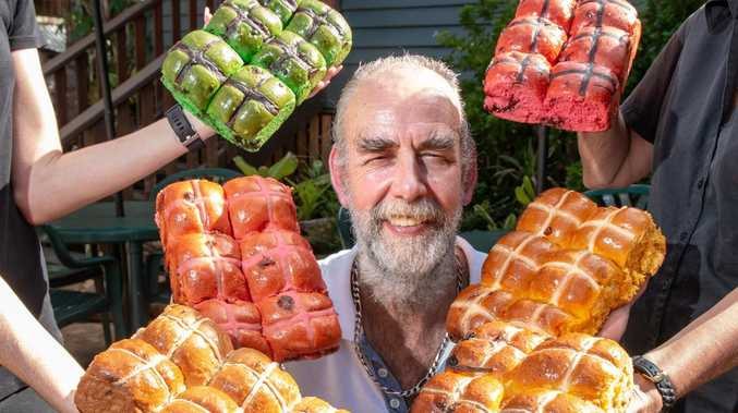 'Bun-anza' of crazy bun flavours hit the shelves for charity