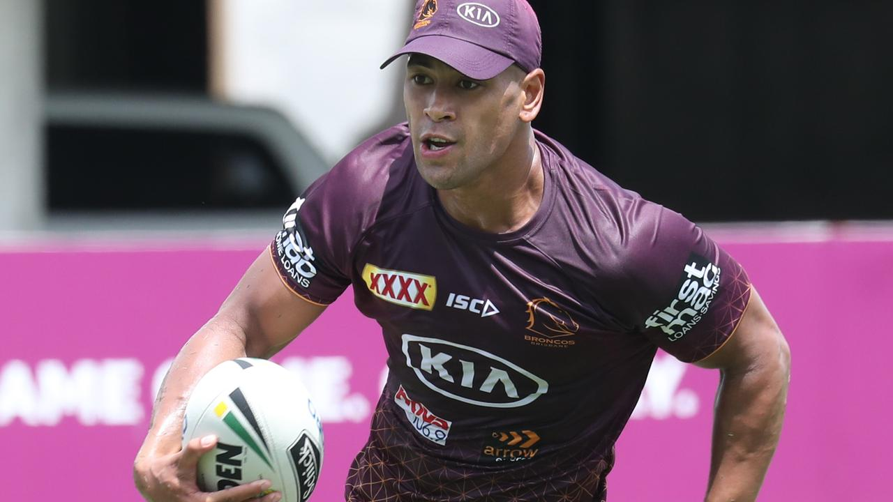 Jamayne Isaako is under pressure to grab the fullback role.