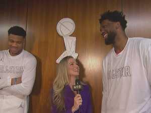 'Insane' finish to NBA All Stars