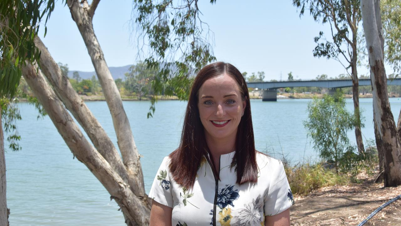 Keppel MP Brittany Lauga