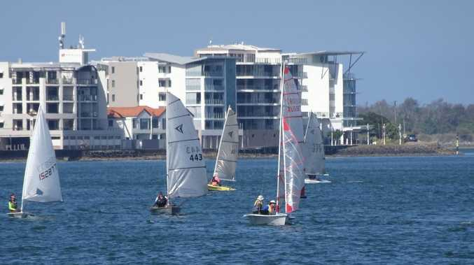 Sailing threatened by high rise