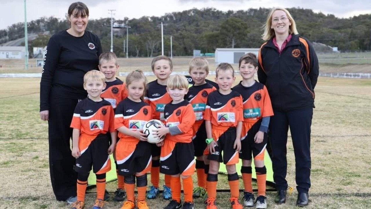 Stanthorpe City Football Club hopes the reduced sign on fees will encourage juniors to play.