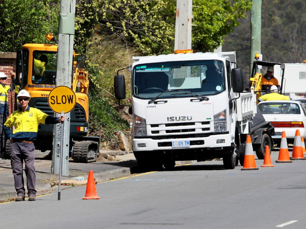 Hervey Bay Roadwork: A revamp of the Tavistock/Freshwater St intersection will start on February 20. Photo: File