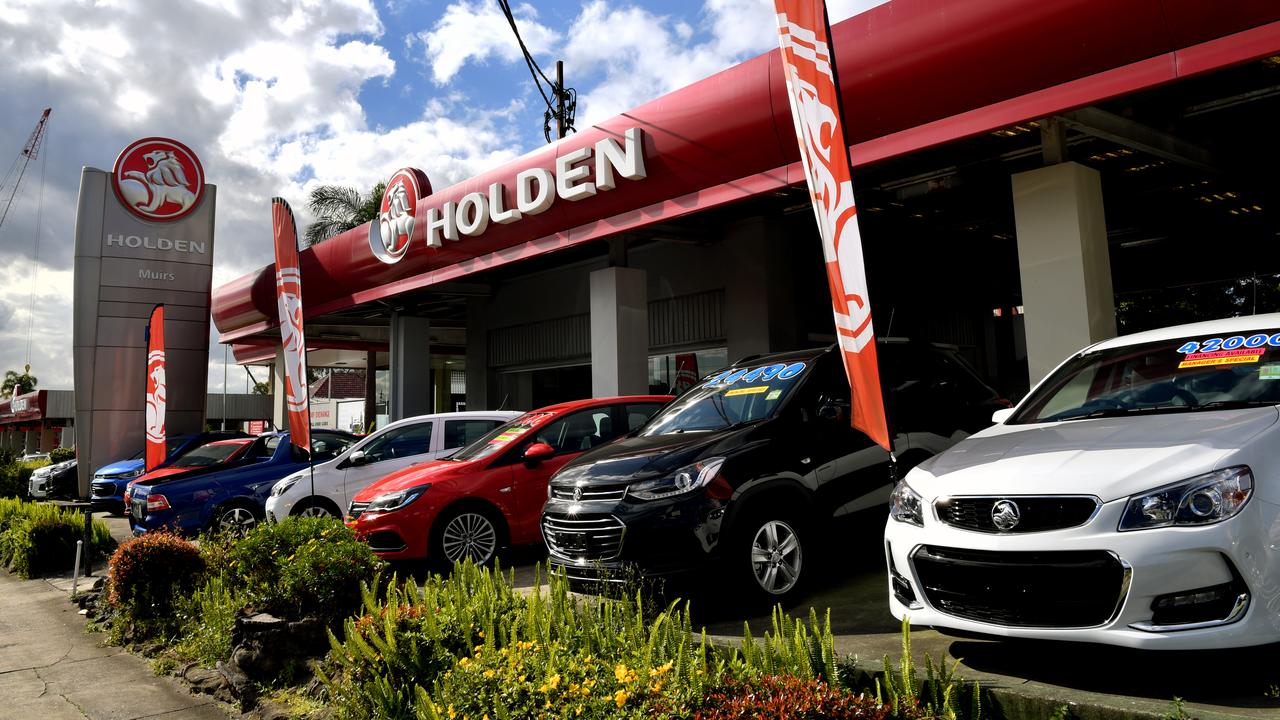 Holden vehicle owners will continue to be taken care of for the next ten years. Picture: AAP Image/Joel Carrett
