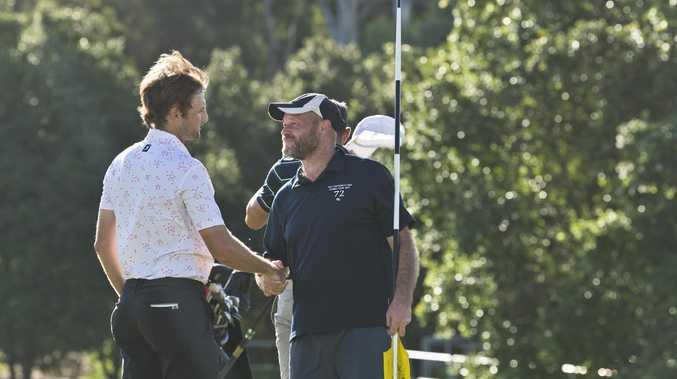 Toowoomba caddie enjoys Qld PGA thriller