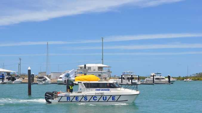 'Hard slog': A new rescue boat confirmed