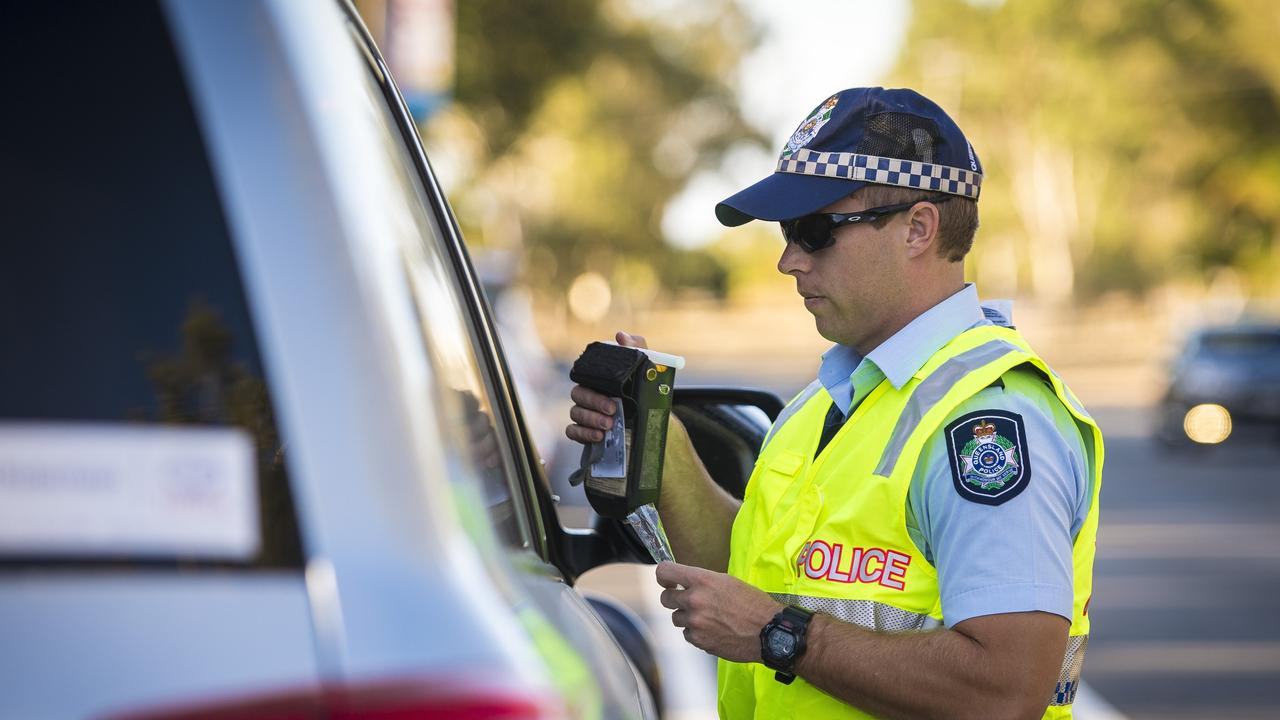 Police can conduct random breath tests anywhere, anytime.