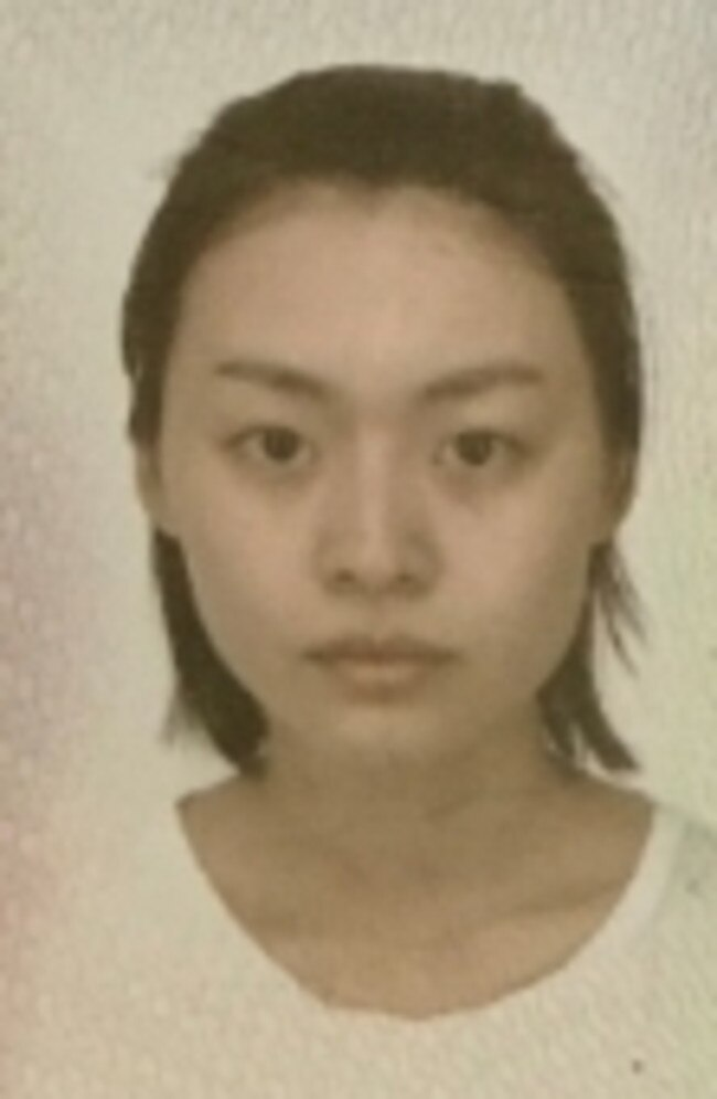 Yang Chen, 26, has been found alive five days after going missing at the height of the Gold Coast floods. Picture: Supplied