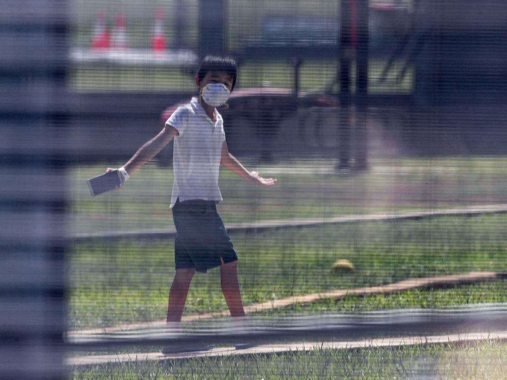 Coronavirus evacuees on Christmas Island are expected to start returning home today. Picture: Colin Murty