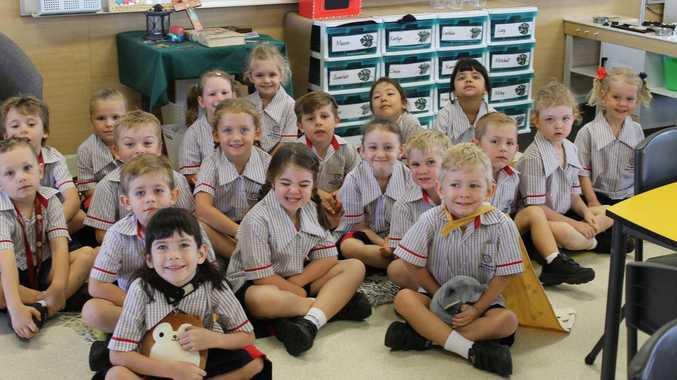 Celebrations at St Brigid's Primary