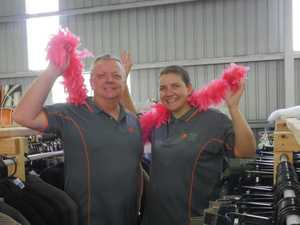 Community support drives op-shop extension
