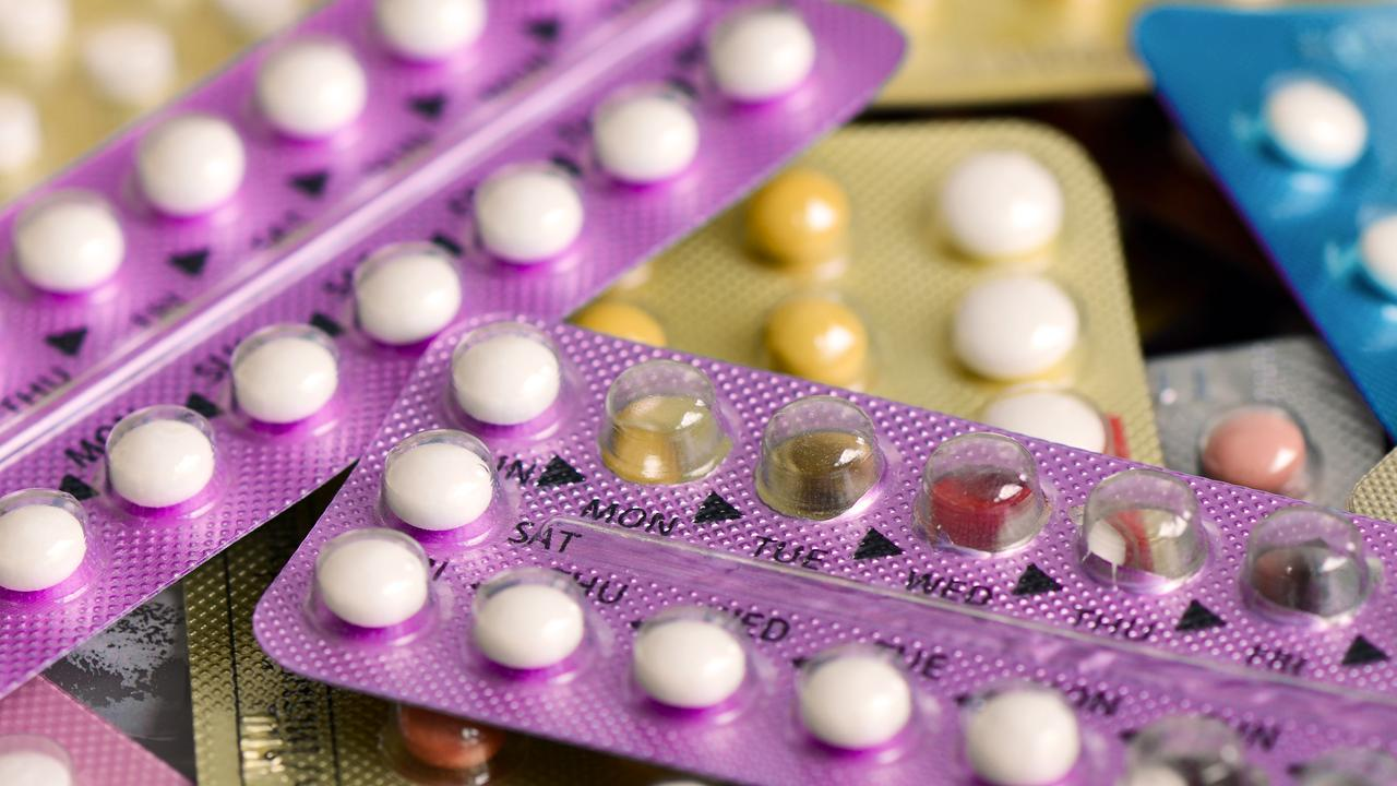 The woman pays just $41 for a three-month supply of birth control after splitting the costs with her boyfriend. Picture: iStock