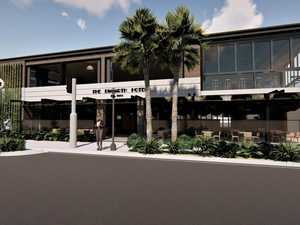 $3M facelift: Renovations start on 109-year-old hotel