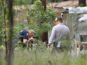 AT LARGE: Search for Bauple gunman continues