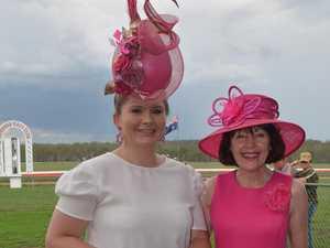PHOTOS: Pink ladies brighten up Nanango races