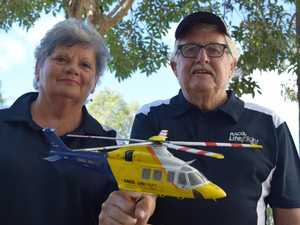 'Might have killed me': Lifeflight praised after near-death morning