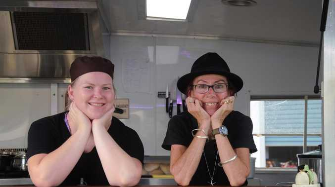Angels' new social enterprise is a food cart with heart