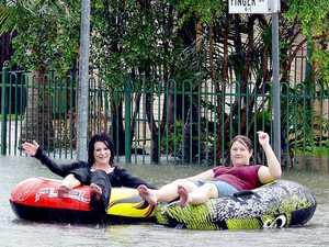FLASHBACK: Photos capture 2008 flood memories