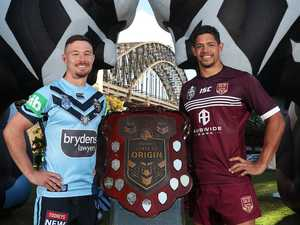 State of Origin for sale after death of an icon
