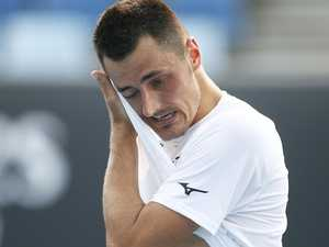 Tomic torment continues in shocking loss
