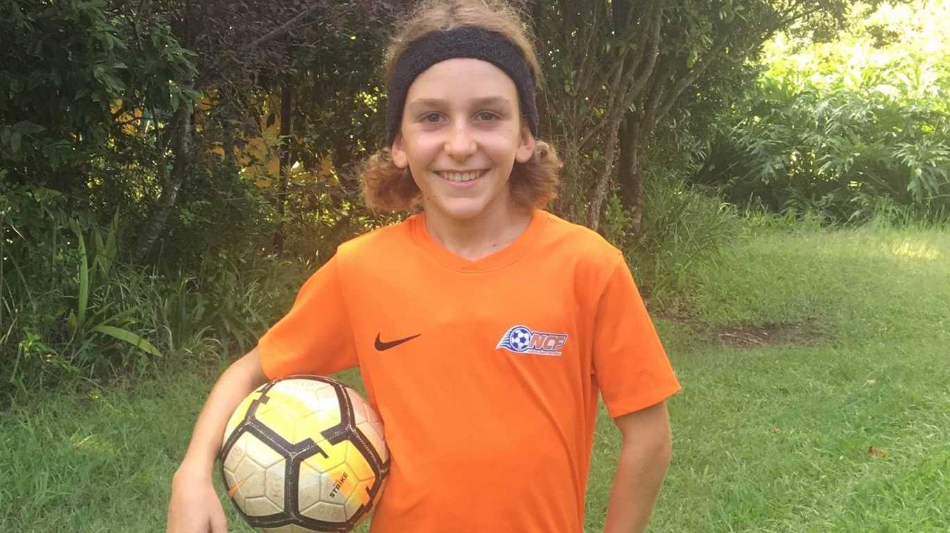 Rio Prieto has been selected in the NNSWF squad to compete in the 2020 Tokyo U14 International Youth Football Tournament.