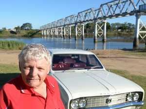 CLUB MEET: Bundaberg Early Holden Club member Trevor
