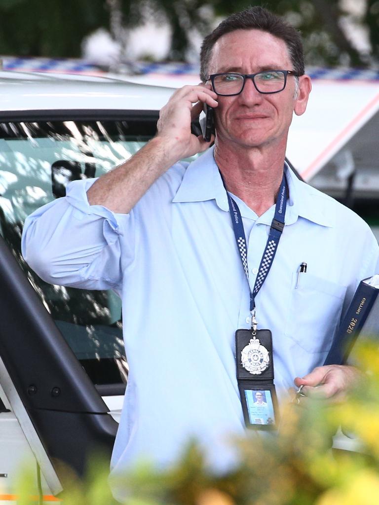 Queensland Police Far North Inspector Jason Smith. Picture: Brendan Radke