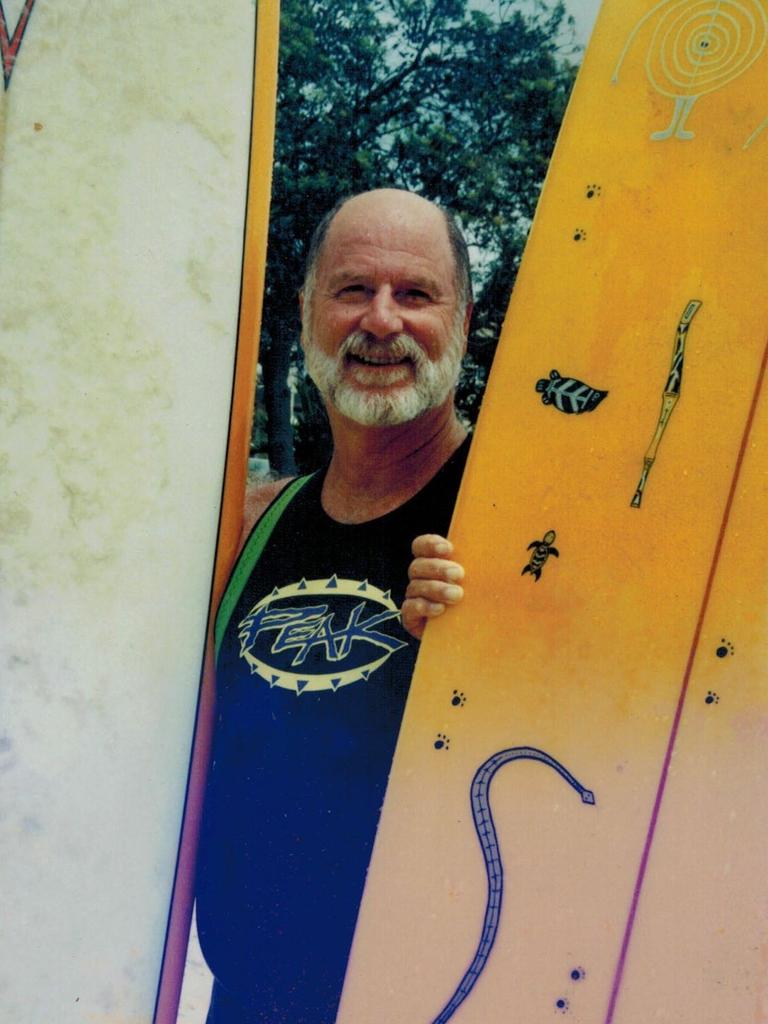 Bob Cooper was a surfer, shaper, consummate craftsman and cultural icon but ultimately family always came first for him.