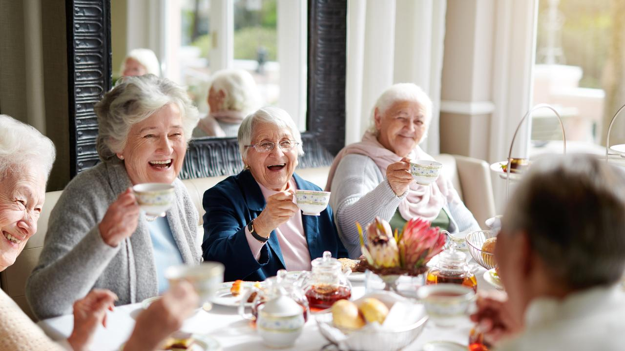 Australians need more money annually to be able to live a comfortable retirement. Picture: Supplied
