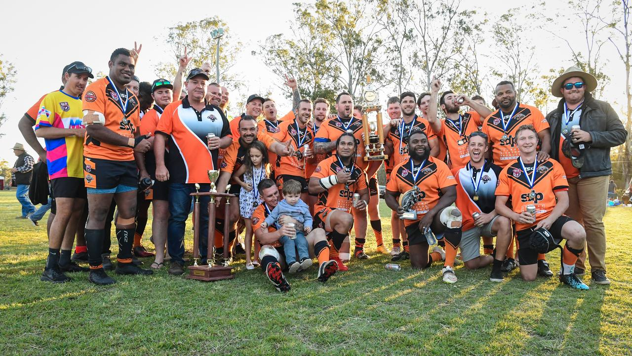 The Avondale Tigers, 2019 NDRL Grand Final winners. Will the team win again this year?