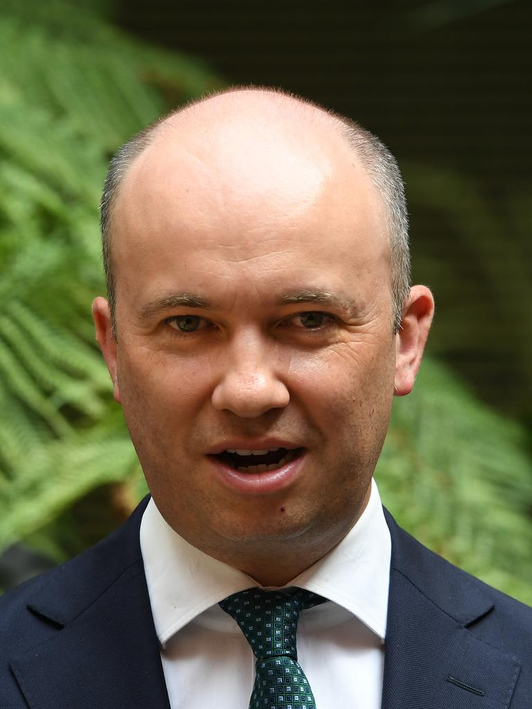 NSW Environment Minister Matt Kean has publicly disagreed with the deputy premier over policy. Picture: AAP Image